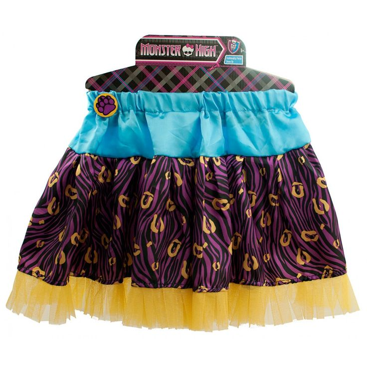 Clawdeen Wolf Skirt from Funstra Toys