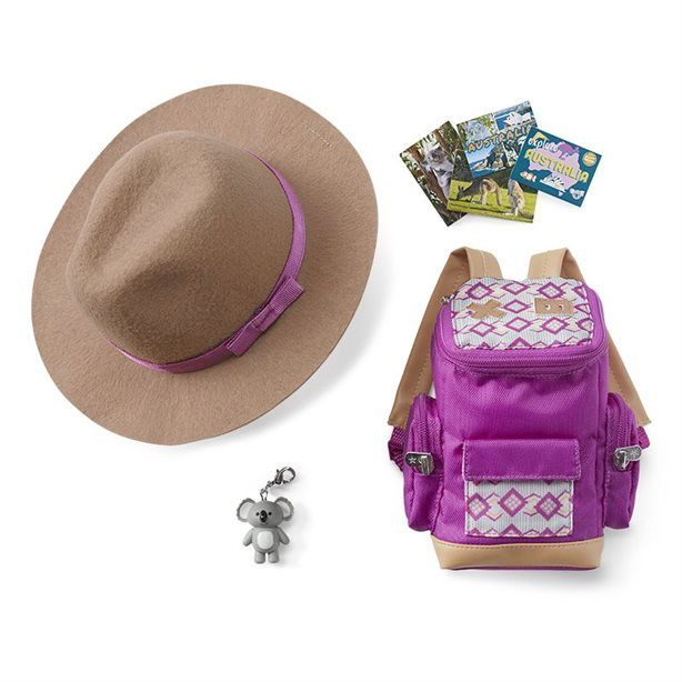 Back-to-School Accessories   American girl doll room, Baby
