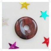OCHI DE PISICA - Medalion-Donut pe snur