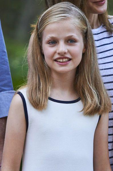 La princesse Leonor, fille aînée du roi Felipe VI et de la reine Letizia d'Espagne, fête ce lundi ses 11 ans. L'occasion de revoir l'album de ses phot...