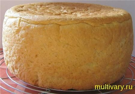 Домашний хлеб фото, в мультиварке