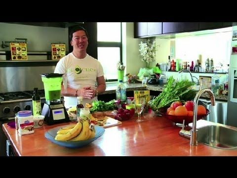 How to Make a Vegetable Smoothie Creamy : Raw Foods & Smoothies. Contributed by one of our Contest Winners.  For more great images and videos, visit:  http://sussle.org/t/Smoothie