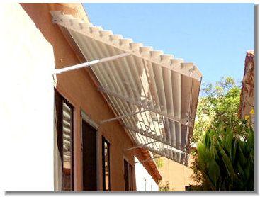 Aluminum Patio Awning Kits | Aluminum DIY Awning Kits for ...
