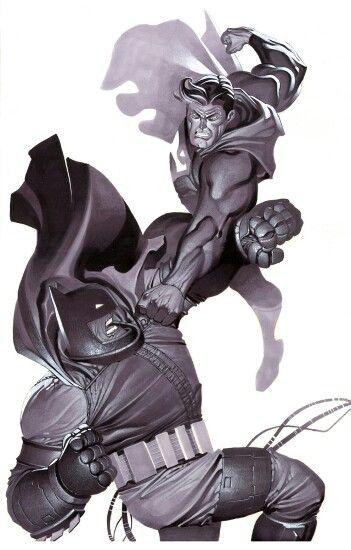 The Dark Knight Vs Superman
