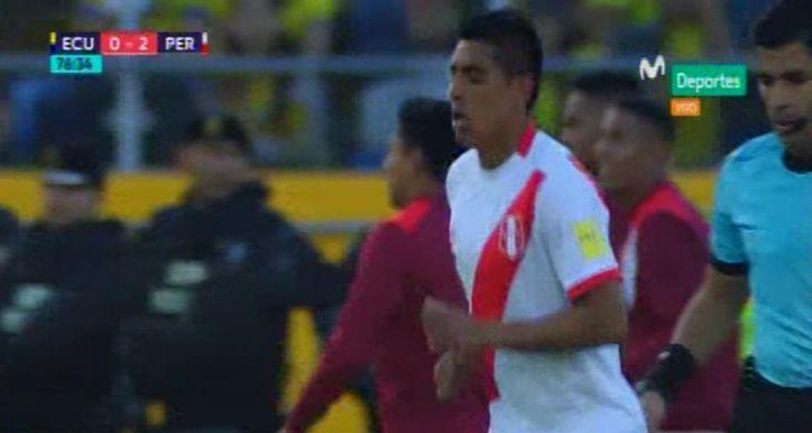 Perú ganó 2-1 a Ecuador en Quito y se metió en la pelea por llegar a Rusia 2018 | Resumen, goles y video | Selección peruana | Depor.com