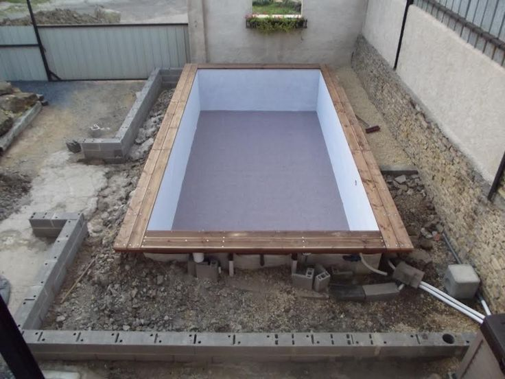 piscine bois enterre rectangulaire 33 0 6 30 66 78 63 _ - Piscine Bois Rectangulaire Enterree