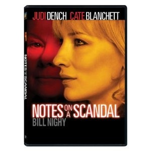 Anyone read notes on a scandal? Help?