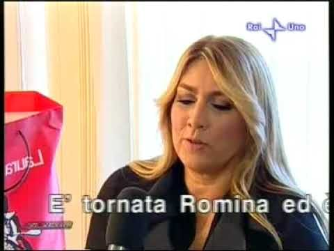 Romina Power- Interview
