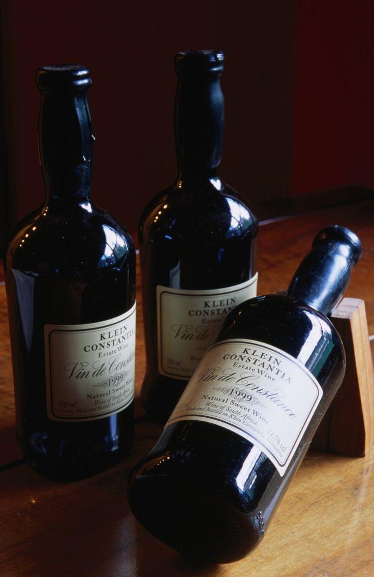 Vin de Constance, Klein Constantia, Constantia, Cape Peninsula, Cape Town, South…