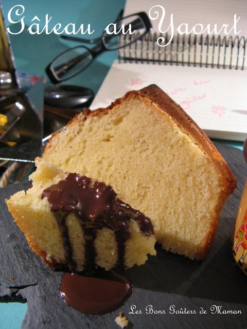 Gâteau au yaourt, à la farine de riz. Testé et approuvé : délicieux.