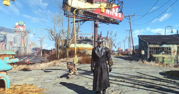 Don't just wander the wasteland. Customize it.