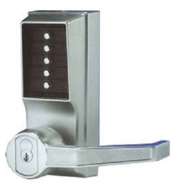 Unican Digital Lock L1011 Lever RH SC - access control - digital locks - UNICAN Digital Lock L1011 Lever Rh Sc - Timber, Tool and Hardware Merchants established in 1933