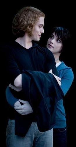 Alice and Jasper - Kiss - Twilight characters Photo (15483677) - Fanpop
