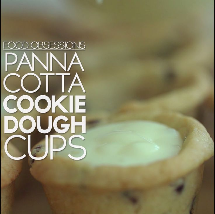Milk and Cookie Cups are everything.