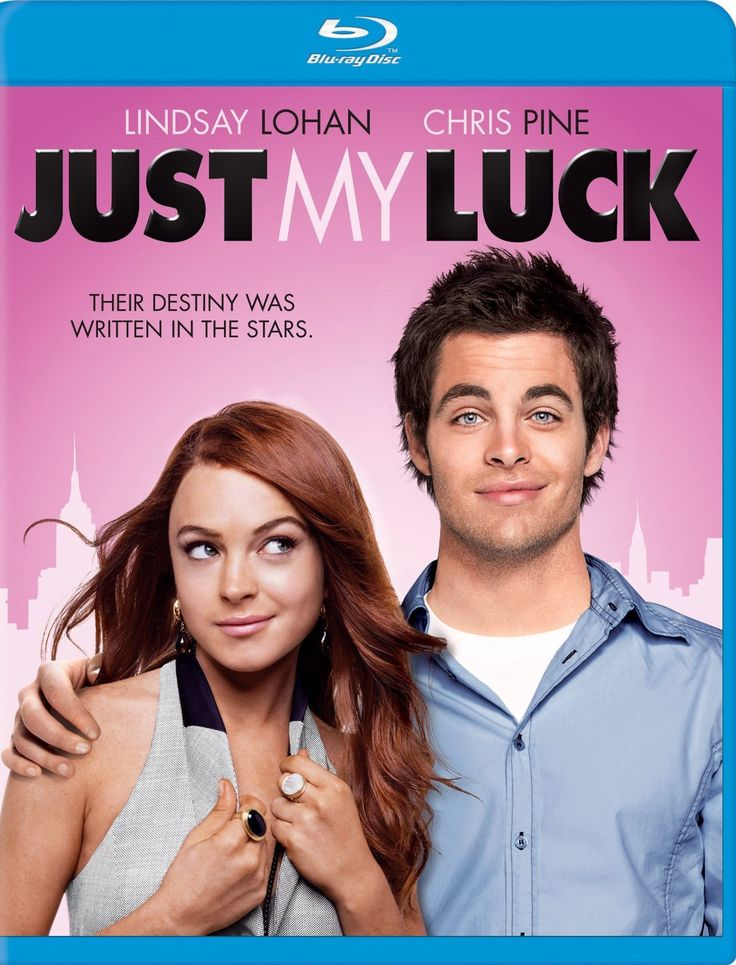 Lindsay Lohan and Chris Pine have their luck reversed in this romantic comedy.