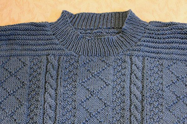 Knitting Pattern Guernsey Sweater : 130 best images about Guernsey / Gansey sweaters on ...