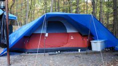 Although some would balk at the thought of camping in the rain, here are some simple tips to make it enjoyable even if the clouds burst open. http://sunnyscope.com/tips-camping-rain/