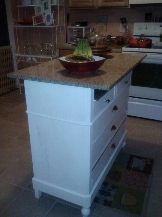 Turn A Dresser Into A Kitchen Island: 1000+ Images About Old Dresser Into Kitchen Island On