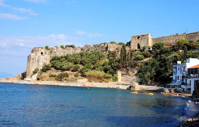 Swanocean: One day at Koroni and Pylos-Μια μέρα στην Κορώνη και στην Πύλο