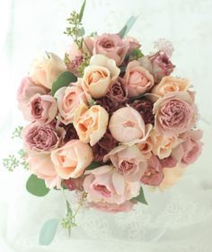 Dusky roses are divine