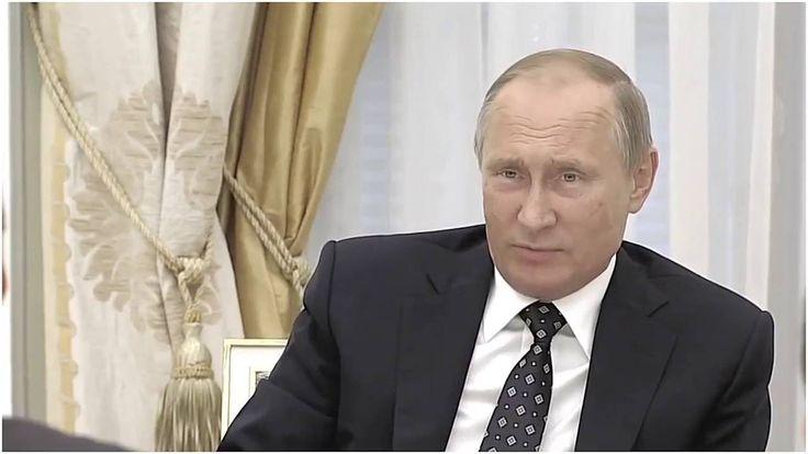 Путин о зарплатах учителей. Не большая зарплата. Октябрь 2016.