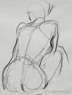 Figure Drawing: Line and Contour More