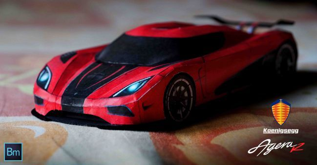 What Is A Livery Vehicle >> Koenigsegg Agera R Paper Car Ver.2 Free Vehicle Paper Model Download | paper crafts | Pinterest ...