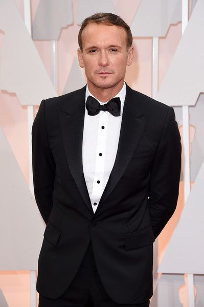 Tim McGraw Photos Photos - Arrivals at the 87th Annual Academy Awards — Part 3 - Zimbio