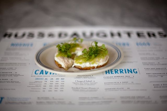 Best Bagel Sandwiches in NYC: Russ & Daughters - Here's where delectable bread halos make friends with sumptuous spreads, proteins and tomato slices. Many bagel shops here also have gluten-free, low carb and whole grain varieties.