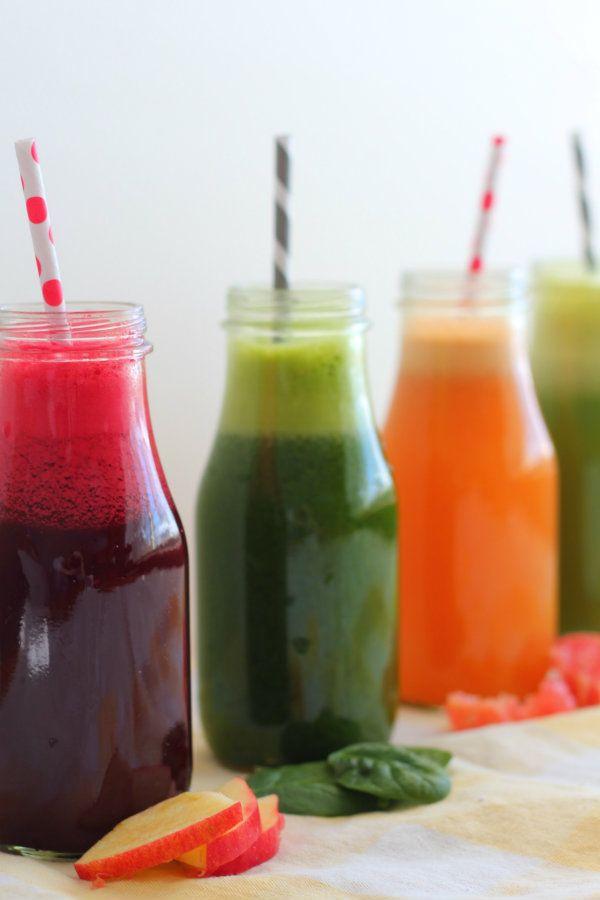 Four Delicious Juicing Recipes | Missy Sue