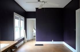 Image result for dark purple wall color