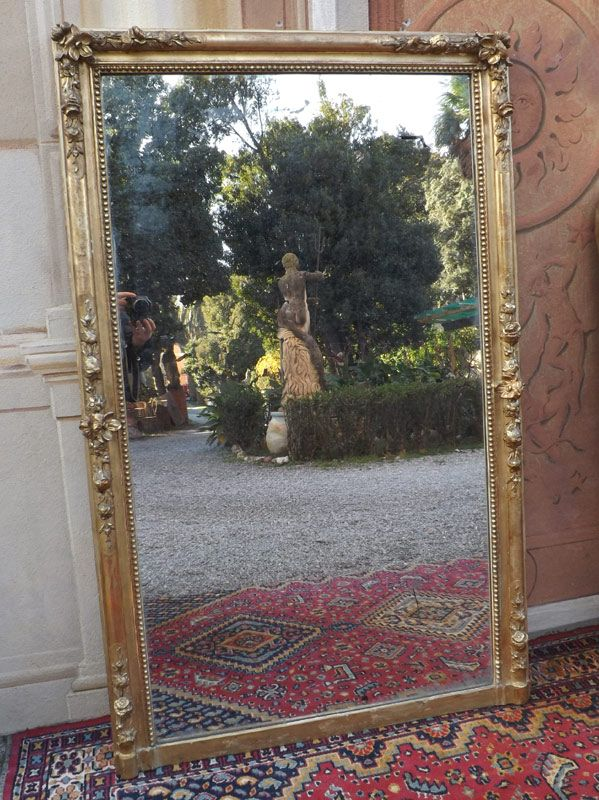 specchio alto 160 cm