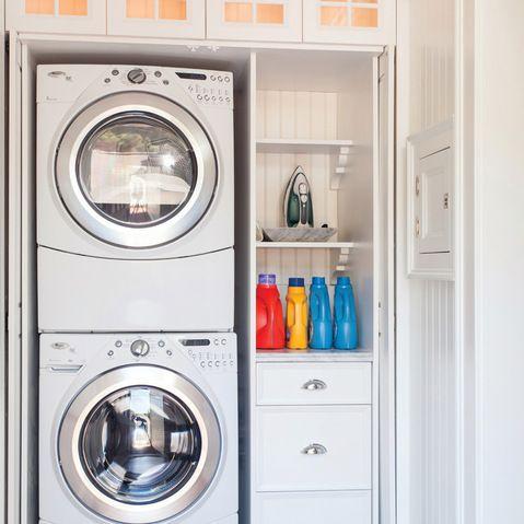 die besten 17 bilder zu laundry dining room combo auf pinterest, Hause ideen