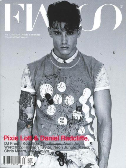 Fiasco Magazine magazine