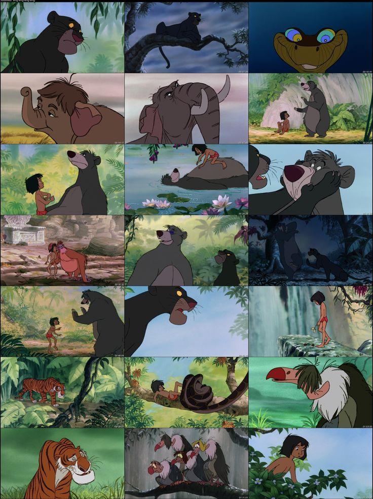 The Jungle Book Summary