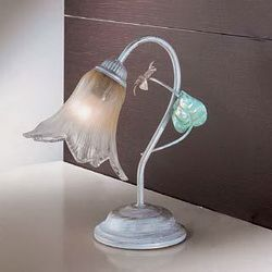 Floral Design Table Lamp SF1427-40