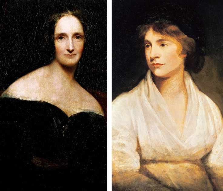 """the mother of feminism mary wollstonecraft Mary wollstonecraft was the original """"bad feminist""""  she'd grown up trying to  protect her mother from her alcoholic, violent father she'd."""