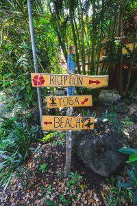 Retraite de yoga au Costa Rica #yogaretreat