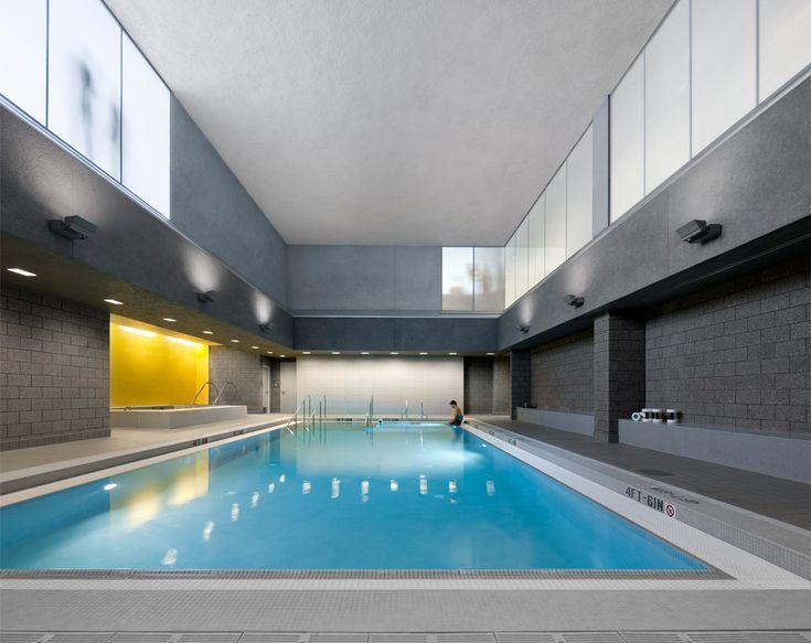Deep Dive: Swimming And Rehab Pools Around The World. Gym ArchitectureUniversity  Of Colorado ...