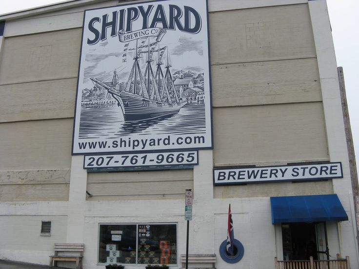 Shipyard Brewery Treasure Island