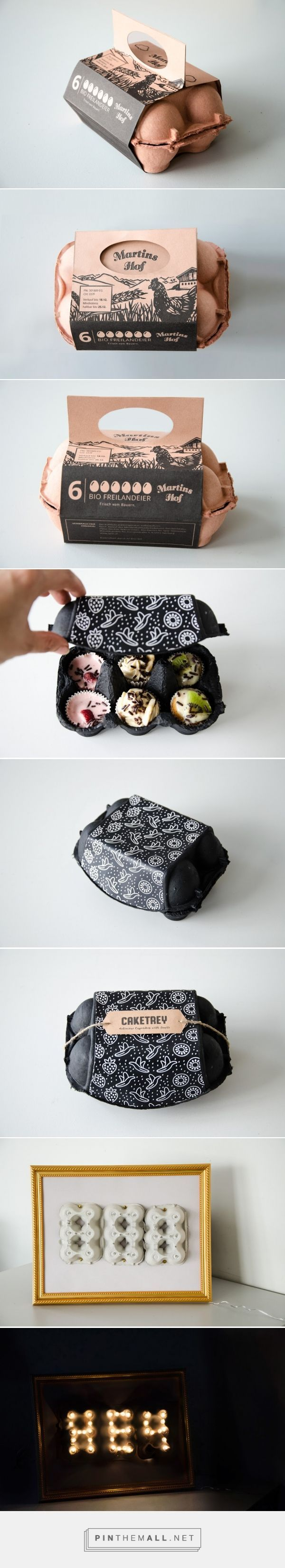3 Beautiful Concepts for Egg Boxes (Student Project)         on  Packaging of the World - Creative Package Design Gallery - http://www.packagingoftheworld.com/2016/05/3-beautiful-concepts-for-egg-boxes.html