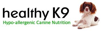 Healthy K9 is an independent brand of high quality hypoallergenic dry dog food based in Derbyshire.