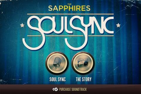 The Sapphires Soul Sync iPhone Screenshot 1