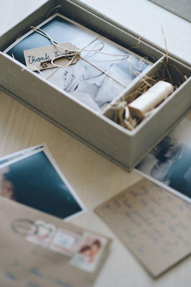 Album, Prints & Box
