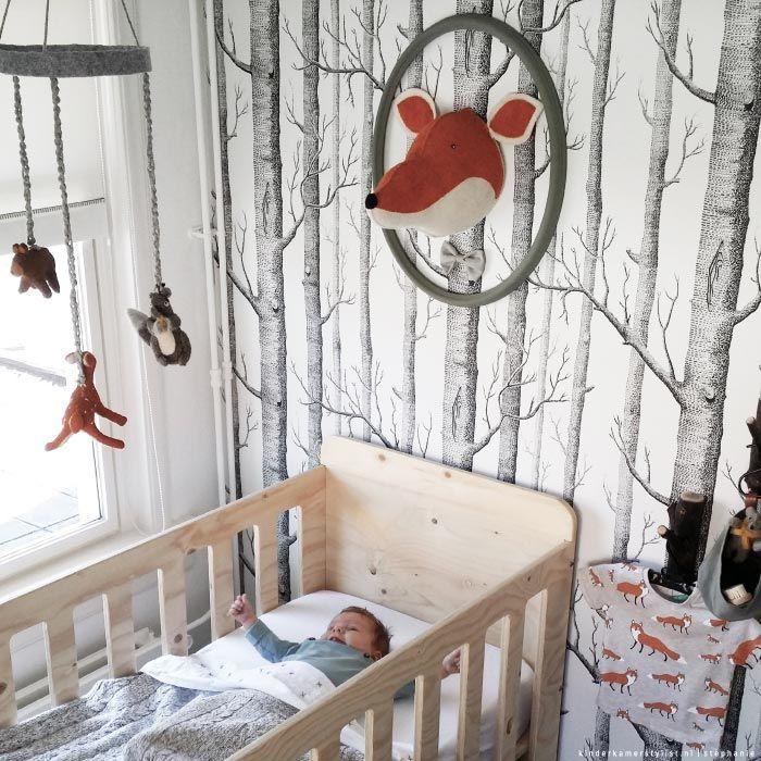 Mooie babykamer inspiratie   Kinderkamerstylist.nl