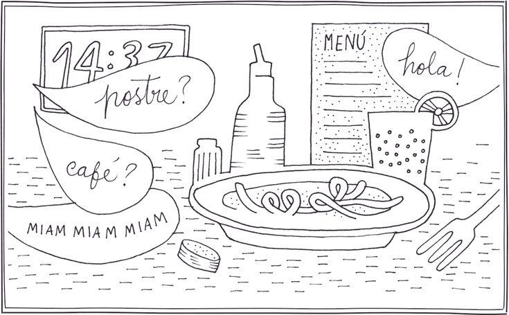 Le Cucine Mandarosso   El menu