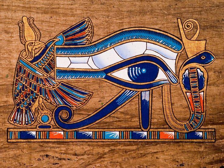 Gli Arcani Supremi (Vox clamantis in deserto - Gothian): L'Occhio di Horus