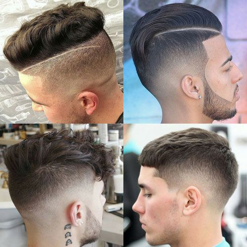 Best Tape Up Haircuts - Taper Fade Cuts For Guys