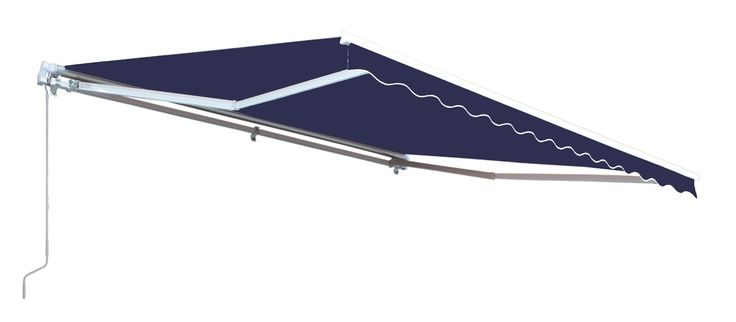 12 ft. x 10 ft. Rectangular Awning Replacement Cover