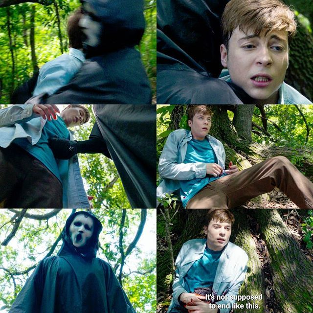 This was one of the scariest moments of my life I was so scared my fav NOAH was going to die